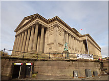 SJ3490 : St George's Hall, Liverpool by Stephen Craven