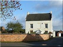 SK3030 : Corner House, Findern by Alan Murray-Rust