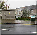 SS9991 : Two cabinets alongside Penygraig Road, Penygraig by Jaggery