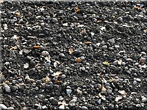 SK3030 : Glaciated pebbles in a tilled field, Porter's Lane, Findern by Alan Murray-Rust