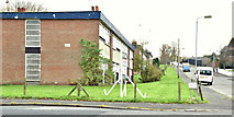 J3775 : Development site, Clonaver Drive, Belfast - November 2017(1) by Albert Bridge