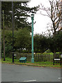 TL6165 : Stench column, North End by Keith Edkins