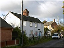 SK3030 : Ivy Cottage, Common Piece Lane by Alan Murray-Rust