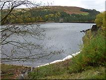 SK1789 : Derwent Reservoir and Dam by Marathon