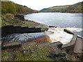 SK1789 : River inflow to Derwent Reservoir by Marathon