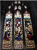 TA1028 : St Mary, Lowgate: stained glass window (b) by Basher Eyre