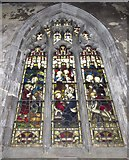 TA1028 : St Mary, Lowgate: stained glass window (g) by Basher Eyre