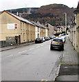 SS9398 : Abertonllwyd Street, Treherbert by Jaggery