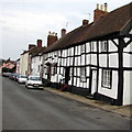 SO7225 : Grade II listed 62-70 Culver Street, Newent by Jaggery