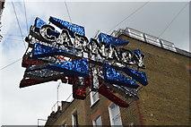 TQ2981 : Carnaby Street by N Chadwick