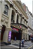 TQ2981 : London Palladium Theatre by N Chadwick