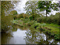 SK2828 : Trent and Mersey Canal east of Willington, Derbyshire by Roger  Kidd