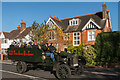 TQ2650 : London to Brighton Veteran Car Run 2017 on Reigate Road by Ian Capper
