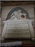 TA0339 : Beverley Minster: memorial (2) by Basher Eyre