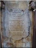 TA0339 : Beverley Minster: memorial (24) by Basher Eyre