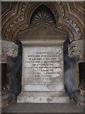 TA0339 : Beverley Minster: memorial (30) by Basher Eyre