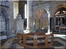 TA0339 : Inside Beverley Minster (17) by Basher Eyre
