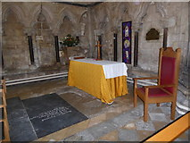 TA0339 : Beverley Minster: altar (III) by Basher Eyre