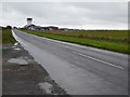 SW3729 : The B3306 passing Land's End Airport by Philip Halling