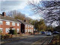 SO9496 : Greencroft in Bilston, Wolverhampton by Roger  Kidd