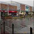 ST2995 : KFC, General Rees Square, Cwmbran Shopping Centre by Jaggery