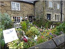 SK2176 : Plague Cottage, Eyam by Marathon