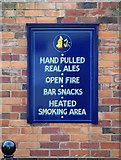 SO7875 : The Real Ale Tavern (4) - sign, 67 Load Street, Bewdley, Worcs by P L Chadwick