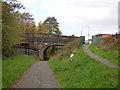 SJ3993 : Three Butt Lane bridge by Stephen Craven