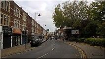 TQ3296 : Church Street, Enfield Town by Paul Bryan