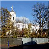 SO9496 : St Leonard's Church in Bilston, Wolverhampton by Roger  Kidd