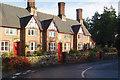 SJ5658 : Church Cottages, Bunbury by Stephen McKay