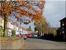 SO9596 : Fraser Street in Bilston, Wolverhampton by Roger  Kidd