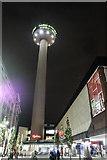 SJ3490 : Christmas Shopping beneath the Radio City Tower by Matt Harrop