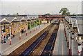 SK5420 : Loughborough Midland station, 1992 by Ben Brooksbank