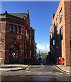 TQ3370 : Beardell Street, Crystal Palace by Robin Stott