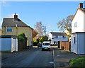 TL6270 : Fordham: a corner of River Lane by John Sutton