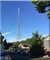 TQ3371 : Crystal Palace TV transmitter on a summer evening by Robin Stott