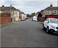ST3186 : Adeline Street, Newport by Jaggery