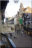 SJ4066 : Eastgate Street, Chester by Stephen McKay
