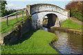 SJ6352 : Nantwich Junction Bridge, Shropshire Union Canal by Stephen McKay