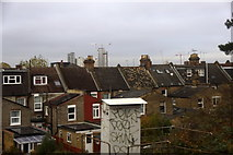 TQ2673 : Housing in Earlsfield Road, Wandsworth by Mike Pennington