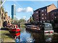 SJ8297 : Bridgewater Canal, Manchester : Week 46