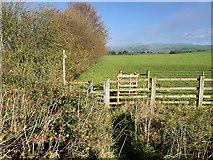 SD6277 : Footpath near Whoop Hall by David Dixon