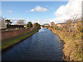 SJ3496 : Leeds and Liverpool Canal at Orrell (1) by Stephen Craven