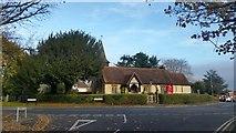 TQ1863 : Parish church of St Mary the Virgin, Chessington by Mike Pennington