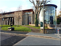 J4844 : Ego Patricus - St Patrick's Interpretation Centre, Downpatrick by Eric Jones