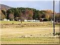NJ6500 : Woodend Caravan Park by Stanley Howe