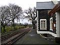 SH5938 : Minffordd Station, Ffestiniog Railway : Week 46