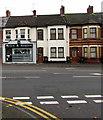 ST3089 : Hairs & Graces, 56 Malpas Road, Crindau, Newport by Jaggery