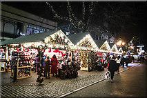 SJ4066 : Chester Christmas Market, Northgate Street by Matt Harrop